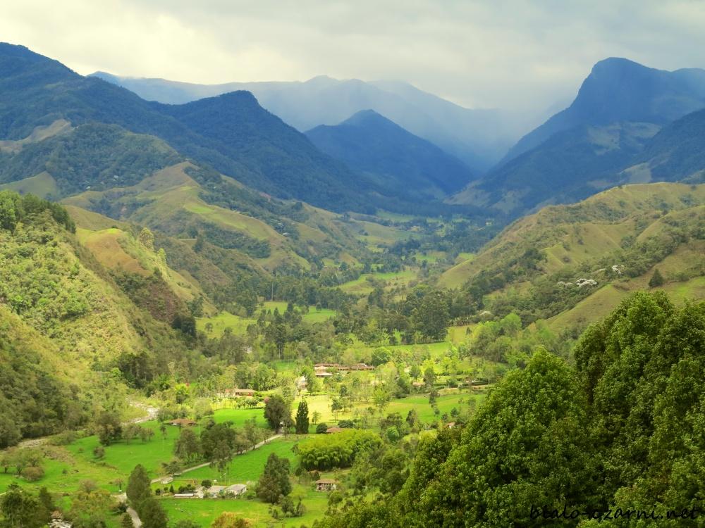 Kolumbia, Salento12