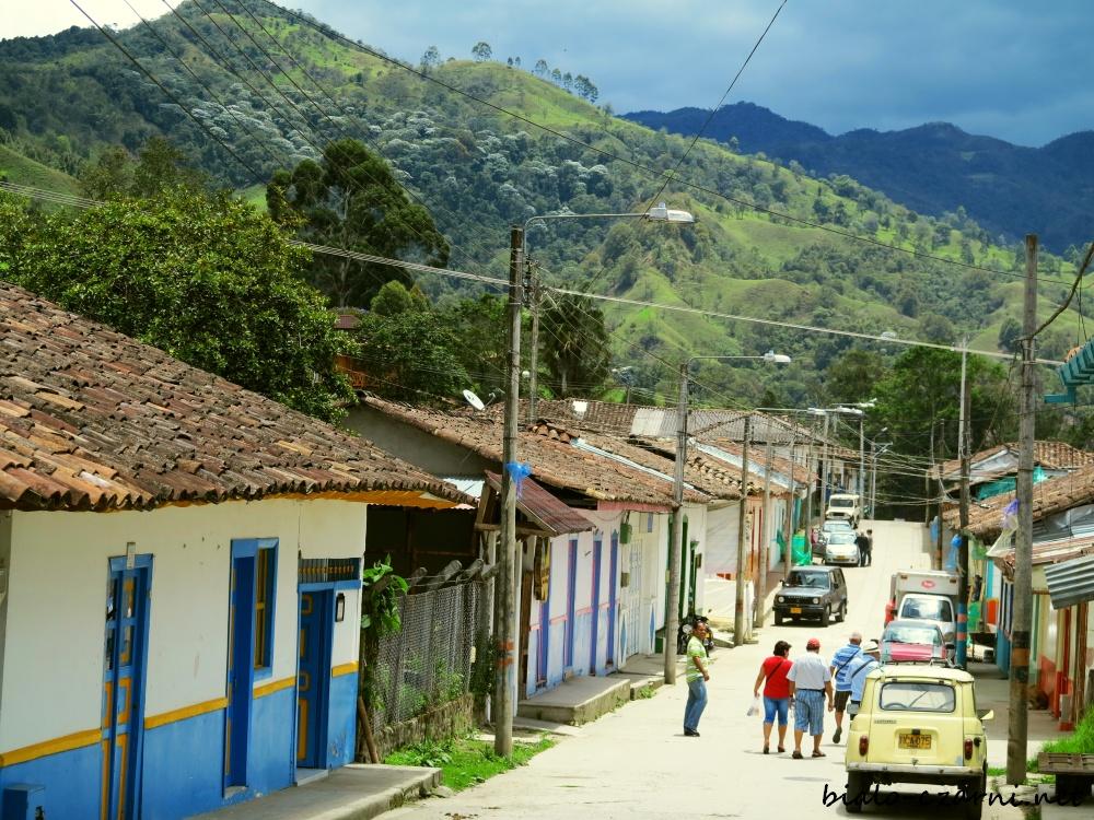 Kolumbia, Salento9