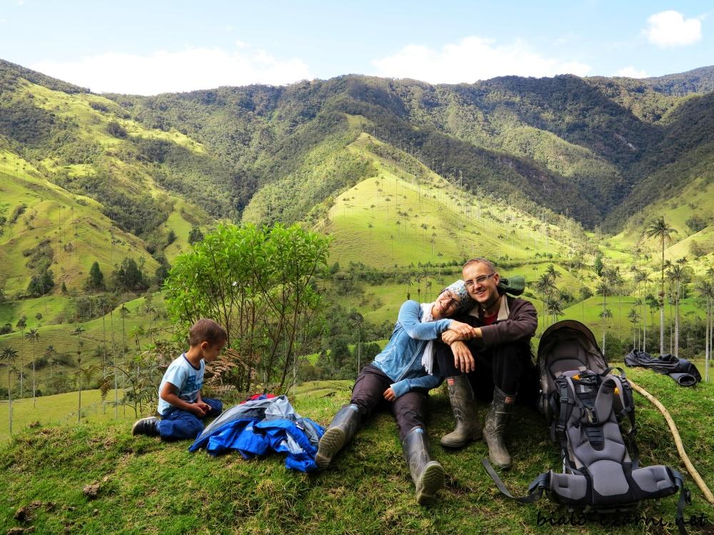 Kolumbia, Valle de Cocora13