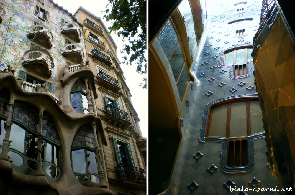 Hiszpania, Barcelona kolaz8