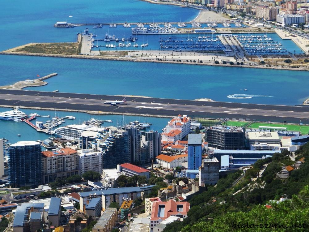 Gibraltar, lotnisko10