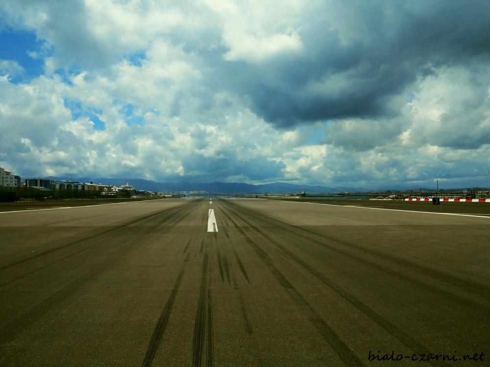 Gibraltar, lotnisko3