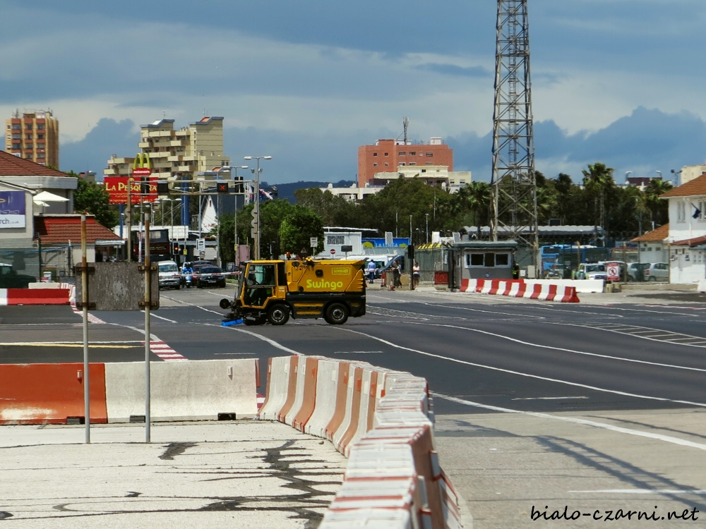 Gibraltar, lotnisko6
