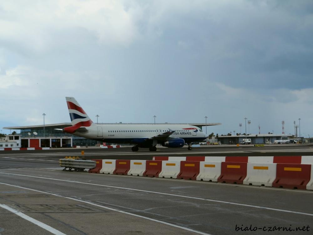 Gibraltar, lotnisko7