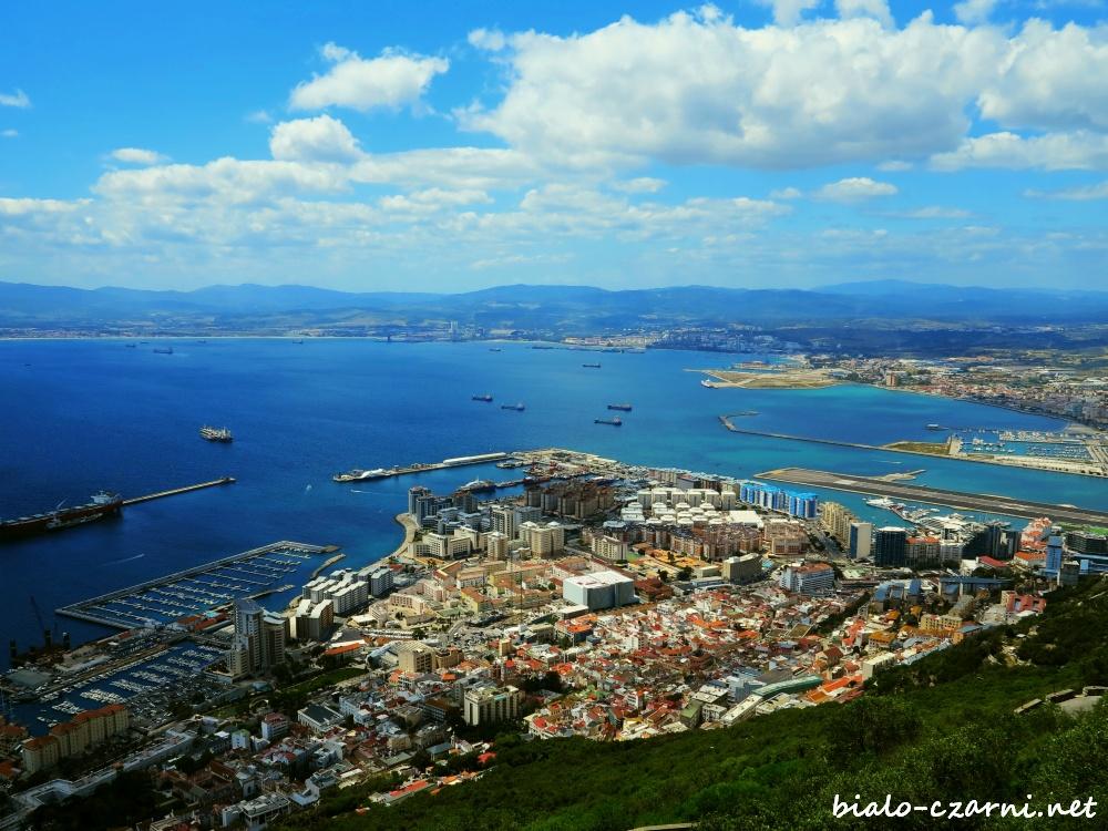 Gibraltar, skala10