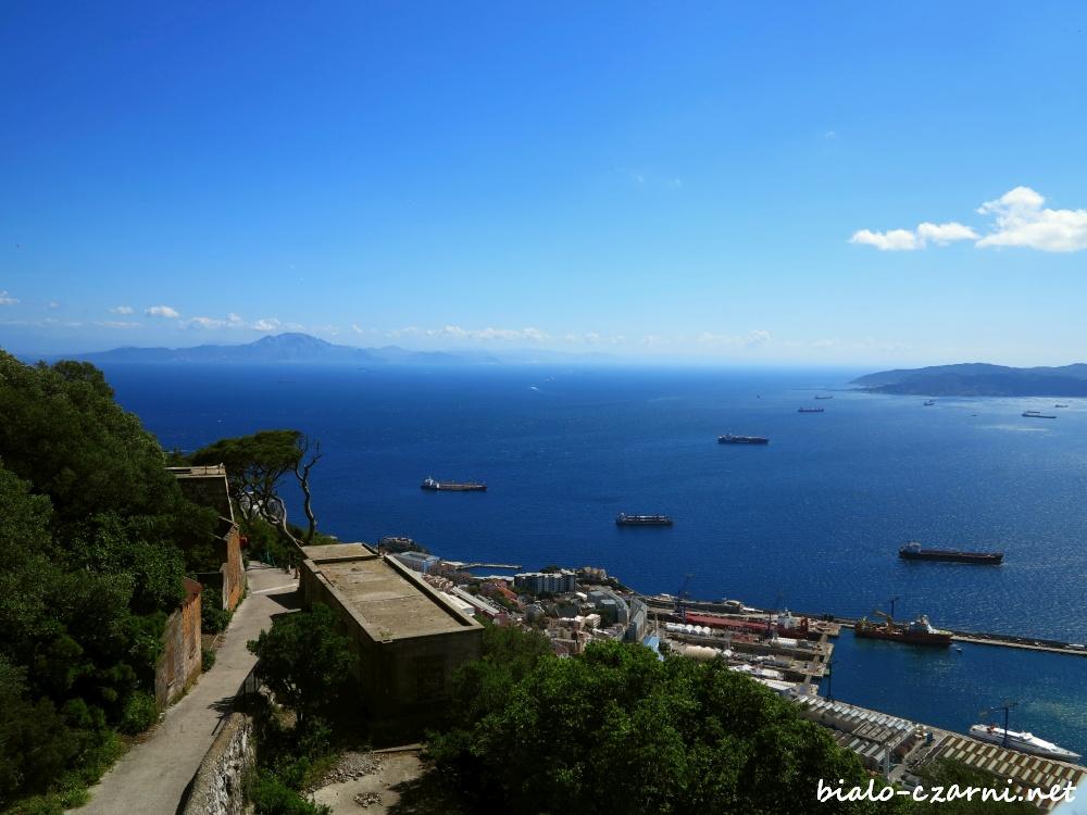 Gibraltar, skala12