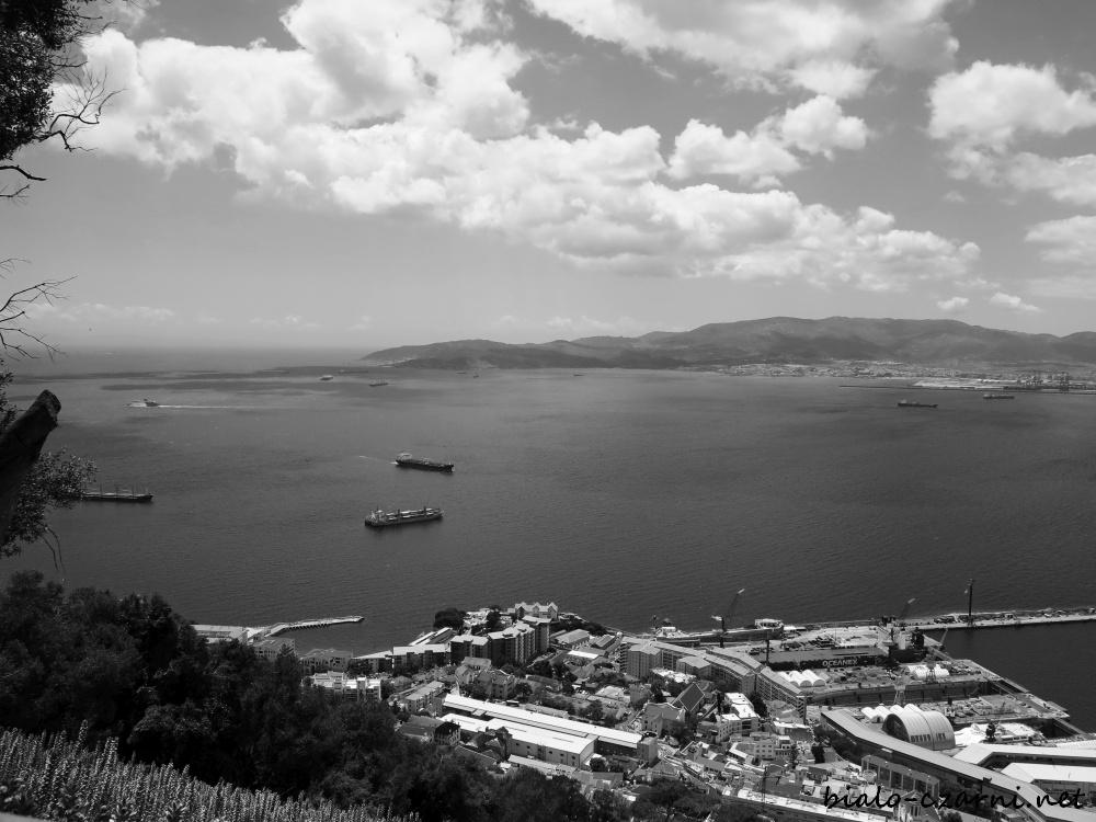 Gibraltar, skala2
