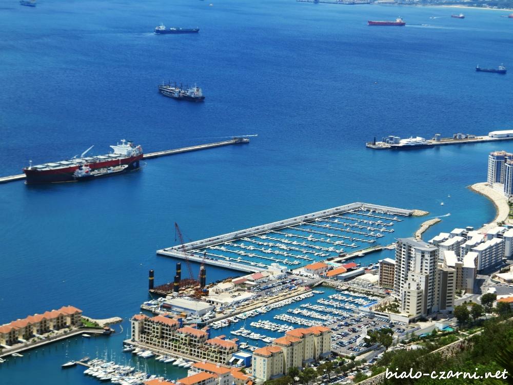 Gibraltar, skala4