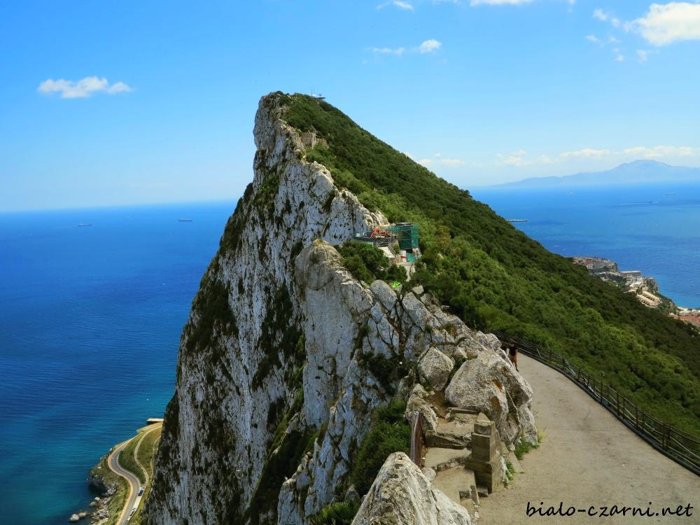 Gibraltar, skala6