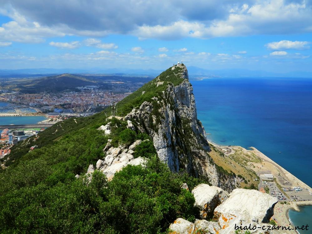 Gibraltar, skala9