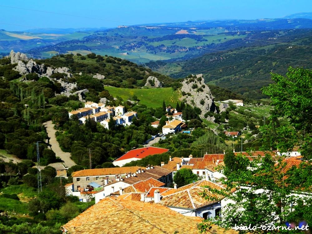 Hiszpania, Sierra de Grazalema10