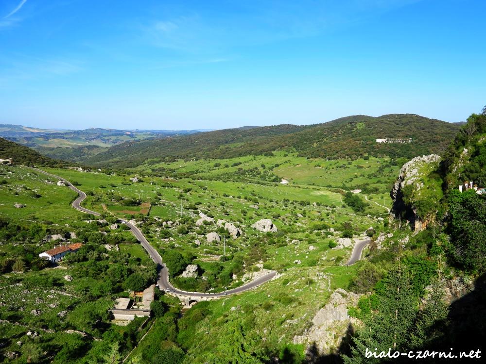 Hiszpania, Sierra de Grazalema13