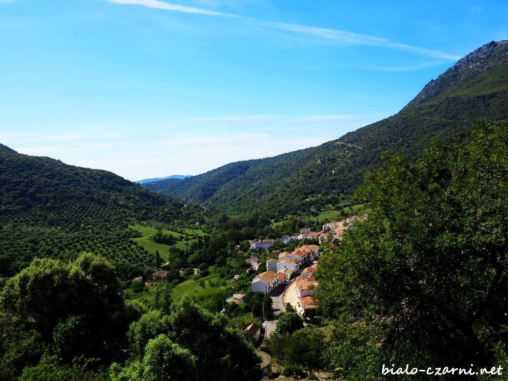 Hiszpania, Sierra de Grazalema5