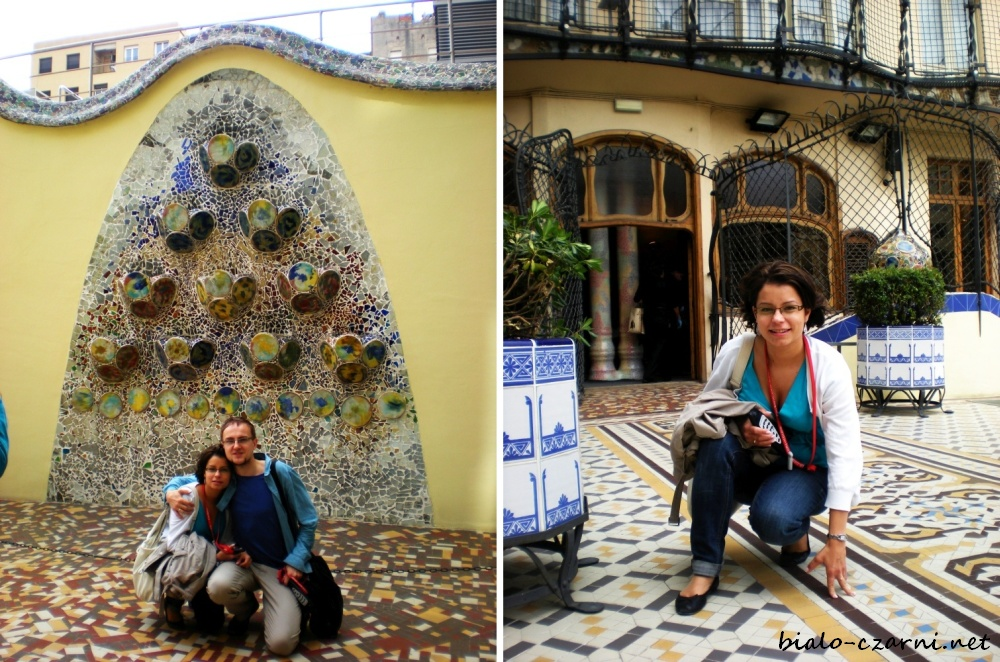 Hiszpania, Barcelona kolaz7