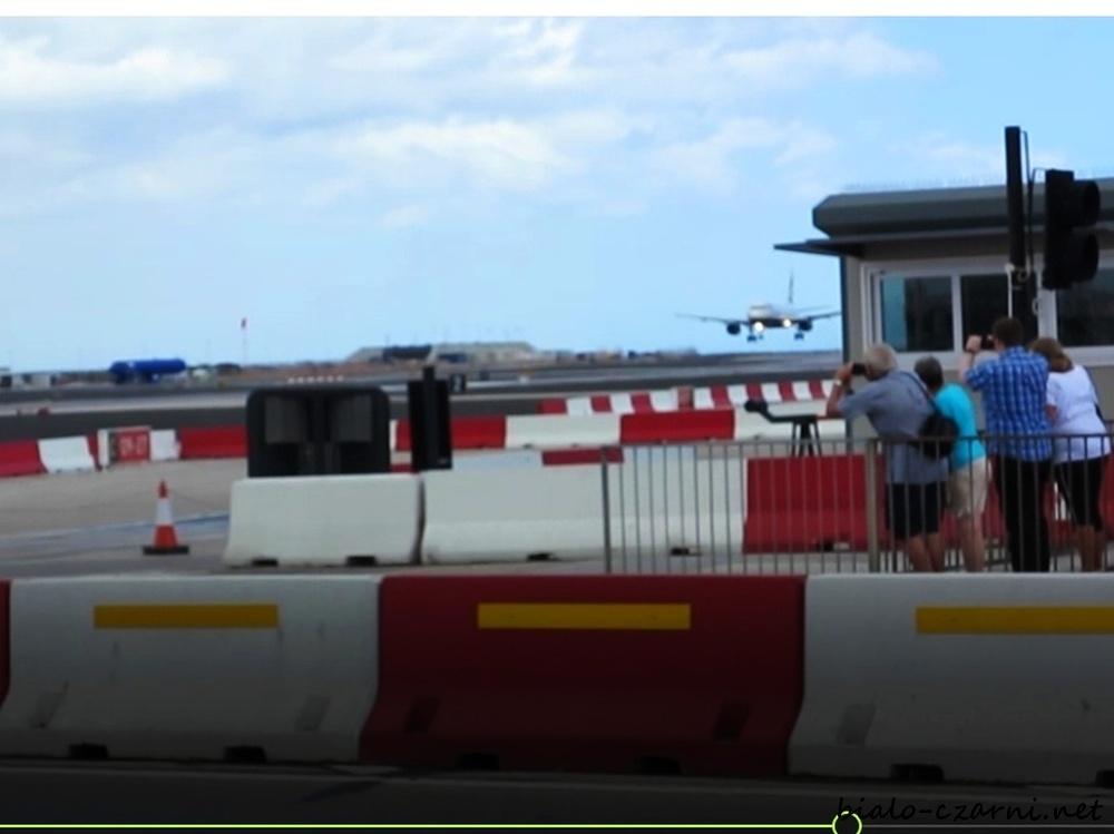 Gibraltar, lotnisko11