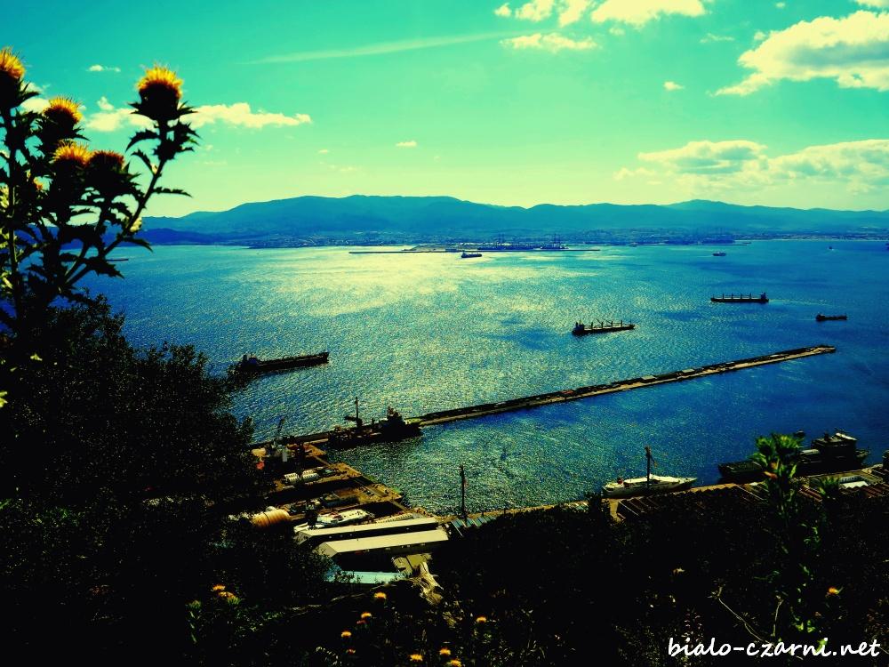 Gibraltar, skala13